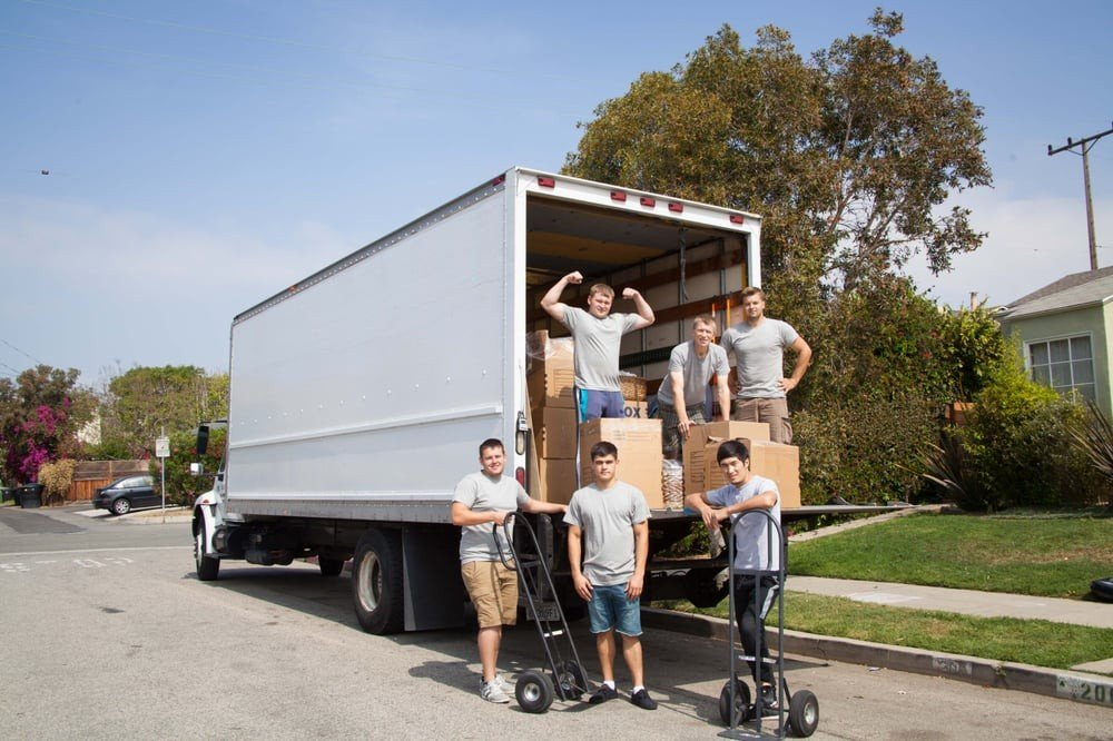 5 Additional Benefits Of Hiring A San Diego Office Moving Service